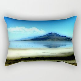 Antelope Island Rectangular Pillow