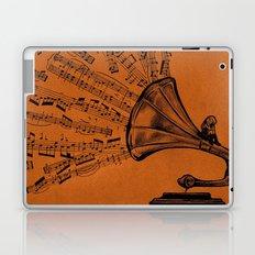 Facing the Music Laptop & iPad Skin