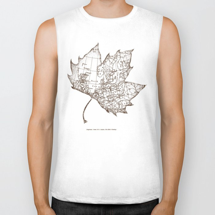 Travel With the Wind Biker Tank