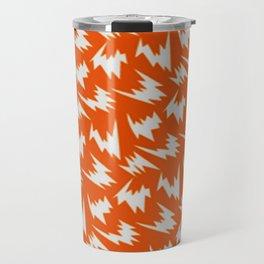 lightning pattern Travel Mug
