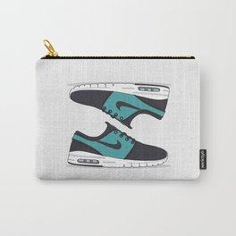 SB stefan janoski blue #2 Carry-All Pouch