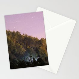 Daynight woodland activities Stationery Cards