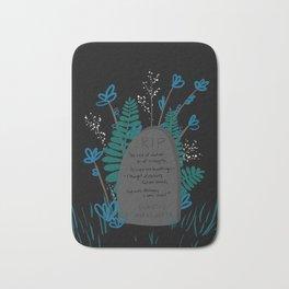 Dorothy Wordsworth Bath Mat