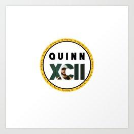 Quinn XCII Art Print