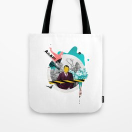 Mental Note #3 Tote Bag