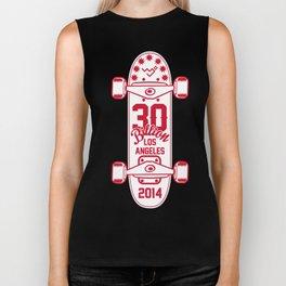 30Billion - Skateboard 06 Biker Tank