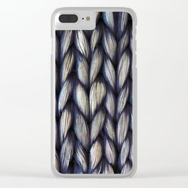 Braided Clear iPhone Case