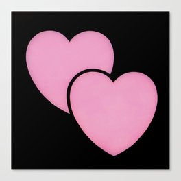 Counterfeit Love Canvas Print