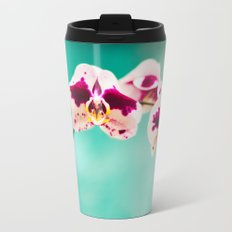 Orchids for an office lobby Travel Mug