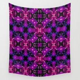 Luminescent Mindscapes Wall Tapestry