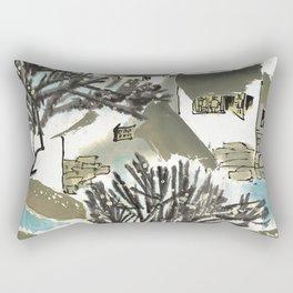 Village father Rectangular Pillow