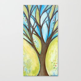 Spreading my branches Canvas Print