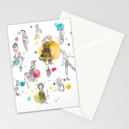 #OOTD Stationery Cards
