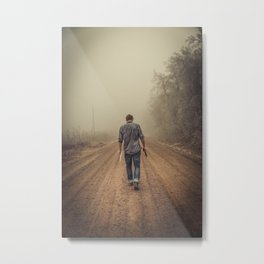 A Thousand Roads Metal Print