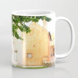 Portuguese Peacock Coffee Mug