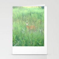 bambi Stationery Cards featuring BAMBI by Magdado