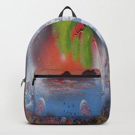 Peek Of The Reef Backpack