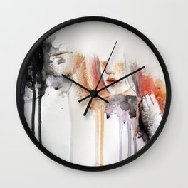 infect me,cure me. Wall Clock