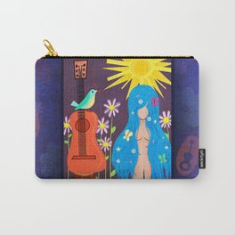 Music Makes Love and Love Makes Music Carry-All Pouch