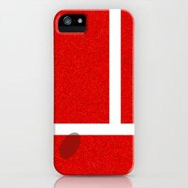 """""""IN"""" – Hawk-Eye - Sand iPhone Case"""
