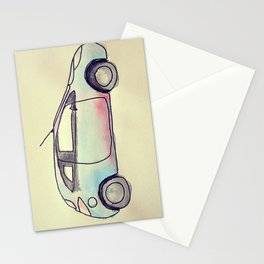 Meager Beginnings Stationery Cards