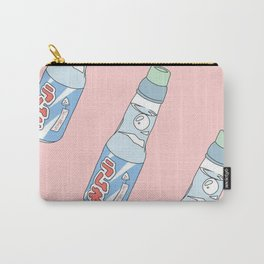 Kawaii Ramune Soda Drink Carry-All Pouch