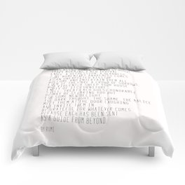 The Guest House #poem #inspirational Comforters