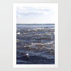 Gatineau, Quebec, Canada Art Print