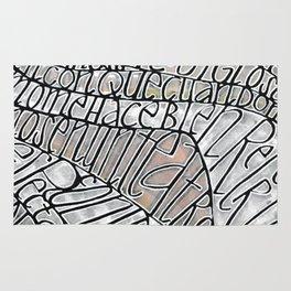 La Dignidad del Arte Rug