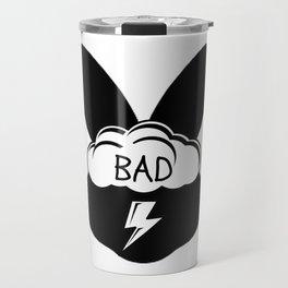 bad bunny Travel Mug