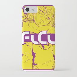 FLCL yellow iPhone Case