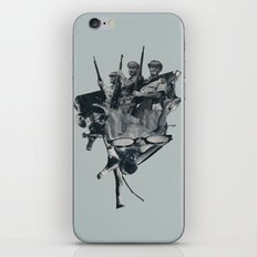 Upperhand iPhone & iPod Skin
