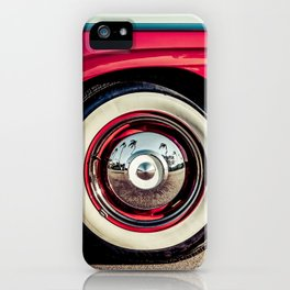 The Fifties iPhone Case