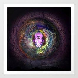 Orb Concept Art Print