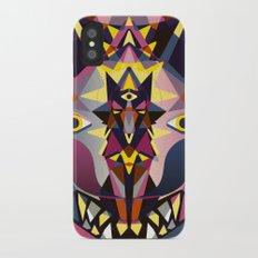 Wolves iPhone X Slim Case