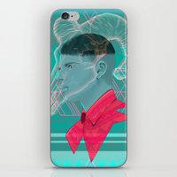 aries iPhone & iPod Skins featuring Aries by Musya