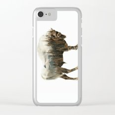 Bison Clear iPhone Case