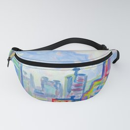 The West End, Vancouver Fanny Pack
