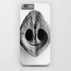 Black Walnut Smile Slim Case iPhone 6s
