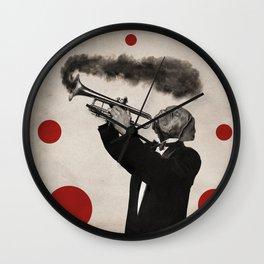 Anthropomorphic N°20 Wall Clock