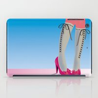 socks iPad Cases featuring Socks by Heidi Sturgess