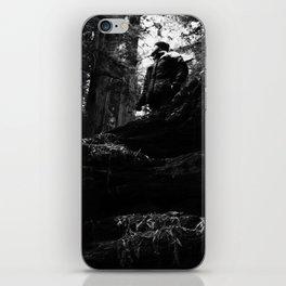 Todd iPhone Skin