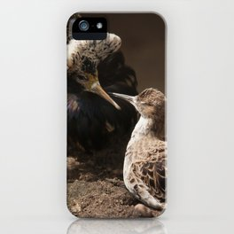 Kiss me, now. iPhone Case