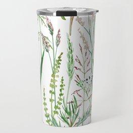 herbal pattern Travel Mug