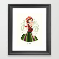 Poland Framed Art Print