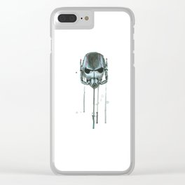 Antman Clear iPhone Case