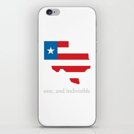 7th Flag of Texas iPhone Skin