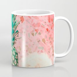 Guinea pig and pineapple Coffee Mug