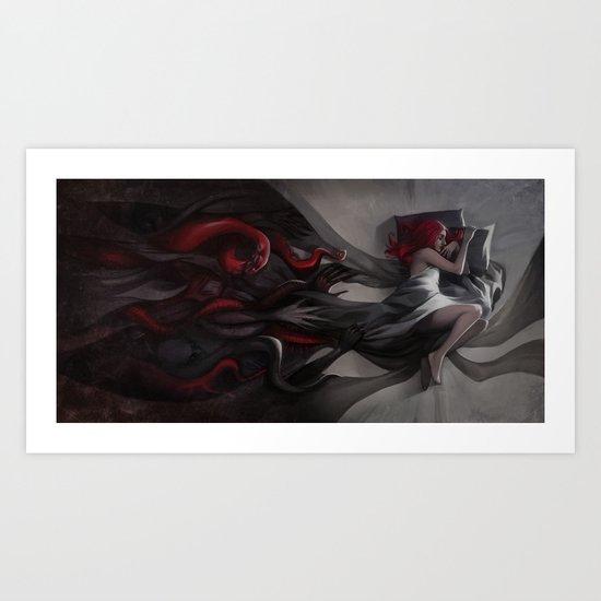 Oneirology Art Print