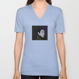 lookback Unisex V-Neck